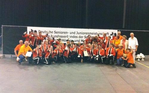 AHOY bei den deutschen Meisterschaften in Erfurt