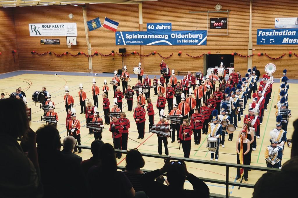 Faszination Musik 2016 - 40 Jahre Spielmannszug Oldenburg